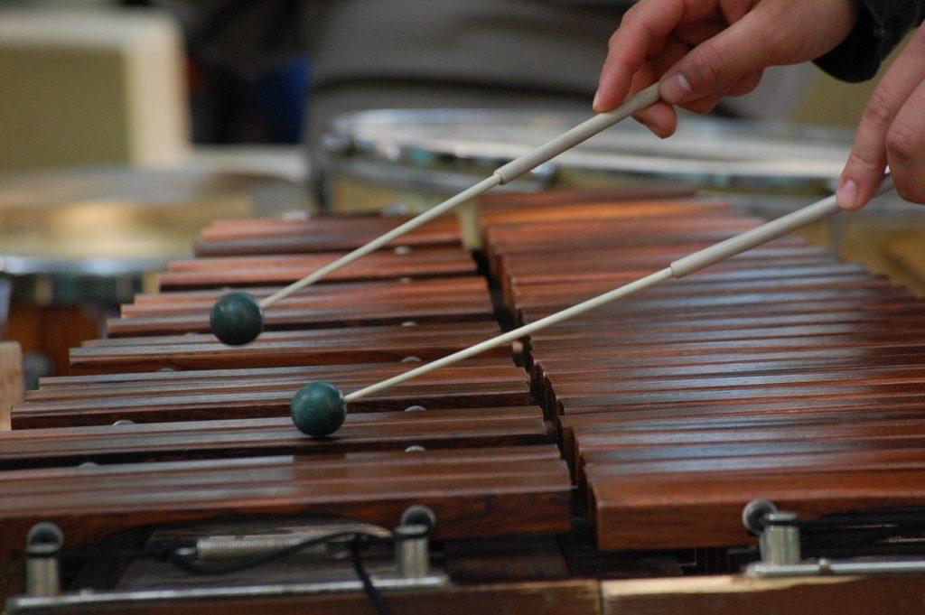 Glockenspiel o Lira