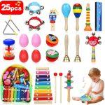 juguetes musicales para niños